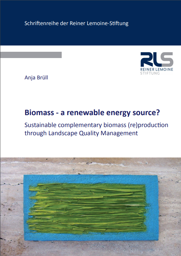 Biomass - a renewable energy source?